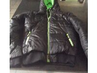 Superdry padded men's jacket (small)