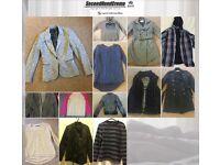 Autumn/Winter GRADE A SORTED Garments /
