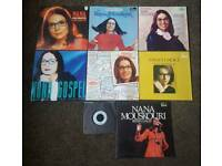 nana mouskouri vinyl records