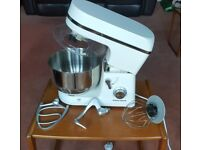 Morphy Richards stand mixer, hardly used