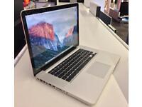 "15"" MacBook Pro | 3.3GHz - i7 | 16GB Memory | 1TB Solid State SSHD | Adobe CS6 | Logic | FCP"
