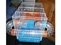 Ferplast cage suitable for Mice Hamsters etc