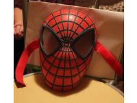 Spider Man Costume Mask