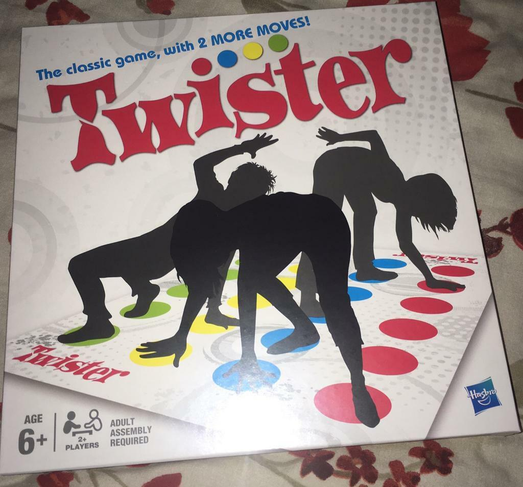 TWISTER! Game Brand New Sealed!