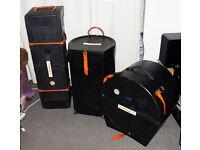 HARDCASE set ROLAND V Drums TD-10 TD-20 etc 3x pieces or acoustic - EXCELLENT!