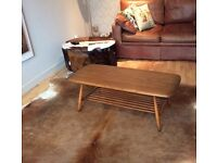 Ercol Mid Century coffee table