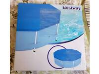 Bestway 10ft swimming pool cover