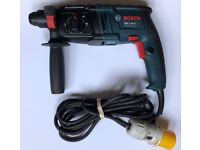 Bosch GBH 2-20 D SDS 3 Mode Rotary Hammer Drill 110V - Very Good Condition