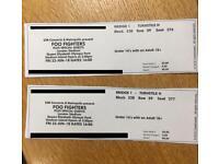 Foo Fighters Tickets 22nd June London Stadium