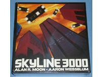 'Skyline 3000' Board Game (new)