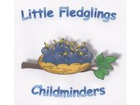 OFSTED REGISTERED CHILDMINDERS WITH AVAILABILTY