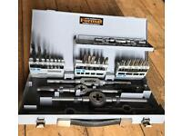 Format professional tap and die set