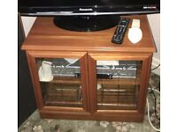 Television Cupboard for Sky Box/DVD/ X Box etc