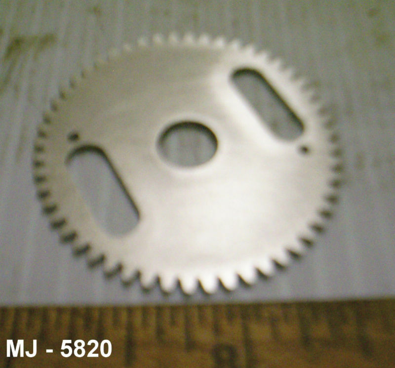 Stainless Steel Spur Gear - P/N: SMB178920 (NOS)