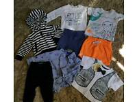 MASSIVE bundle 3-6 months clothes over 60 items