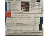 CFA III 2017 FULL PACKAGE (Kaplan+CFAi books, inc course notes & revision)