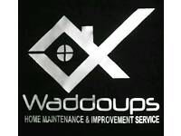 Waddoups Home Maintenance and Improvement Service