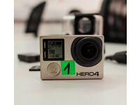 Job Lot - GoPro Hero 4 Black (12 available)