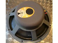 "Fender JBL D120F Alnico 12"" Guitar Speaker - 8 Ohm, Original Cone, Grey Basket"