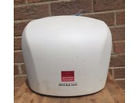 Hand Dryer, Automatic, Warner Howard 136484