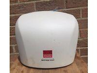 Hand Dryer, Automatic, Warner Howard 136484