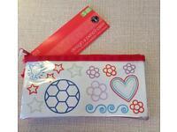NEW M&S Design A Pencil Case