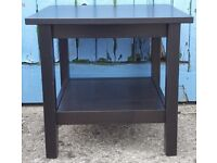 Square Coffee Table with Shelf - Charity