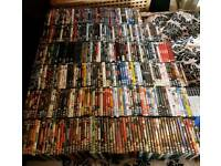 DVDS 350 + 6 ps2 games