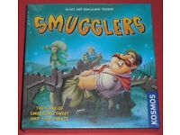 'Smugglers' Board Game (new)