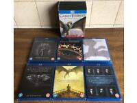 Game Of Thrones BluRay Seasons 1-6