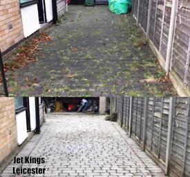 Local driveway block paving patio decking slabs tarmac walls jet/Pressure Washing cleaning near me