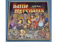 'Battle Merchants' Board Game