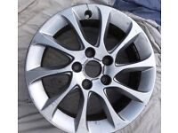 "Audi A3 2012 To 2016 16"" Alloy Wheel For Sale"