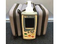 Cardiac Science Power Heart CRM Defibrillator - with ECG Option