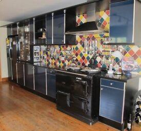 "Kitchen, ""Arthur Bonnet French Kitchen"""