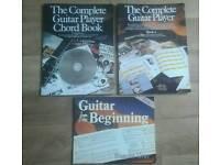 GUITAR BOOKS BUNDLE