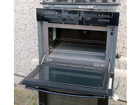 Neff built in microwave with grill oven