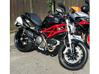 Ducati Monster 796 - Low Mileage - Custom Belly Pan - Immaculate