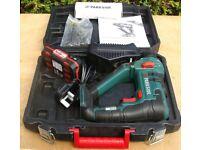 Parkside 20V Cordless Hammer Drill PABH 20-Li-B2 Drill Bits Battery& Charger