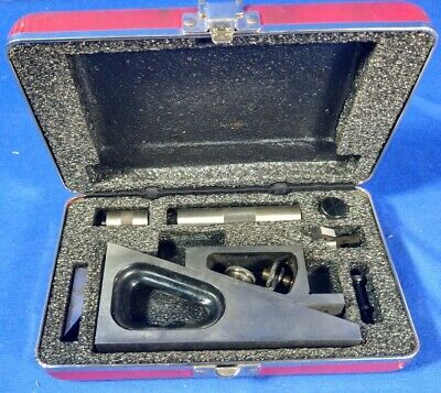 Starrett 995 Planer Gage Wooden Box Machinist