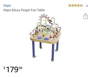 Educo table maze