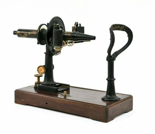 Meyrowitz Optometrist Ophthalmometer Model No. 1430, circa 1915 - Have a look!
