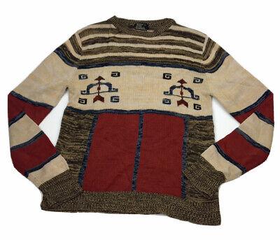 80s Sweatshirts, Sweaters, Vests | Women Vintage JC Penny Knitted Jumper Sz S $25.98 AT vintagedancer.com
