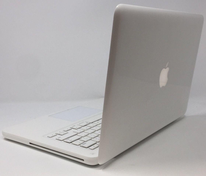"Apple MacBook White 13""  New 750GB! HDD 2.26 GHz 4GB RAM LATEST OS 2017 + Extras"