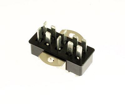 5 Pcs Beau Cinch P310ab Jones 10 Pin Plug 38330-0110 Panel Mount Angle Bracket