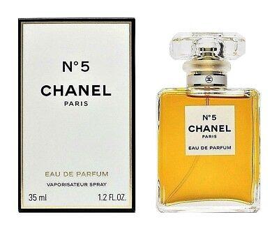 CHANEL N°5 Eau de Parfum 35 ml Vaporisateur Spray Neu & Ovp EdP No. 5 Paris Chanel 5 Parfums