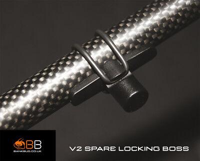 NEW Bank BUG Rock Steady Back Rest V2 Spare Locking Boss SINGLE PACK