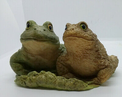 Stone Critters Animal Collection Frog and Toad