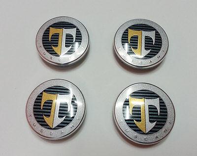 For Hyundai Tiburon Coupe 2003-2008 OEM TUSCANI T 17 INCH Center Wheel Cap 1EA