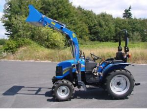 24 hp Solis sub compact tractor brand new